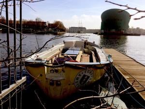 Hannekes Boot heeft nieuwe zonnepanelen en dat gaat erg goed
