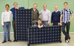 Solarteam Liander Liandon helpt Hannekes Boot