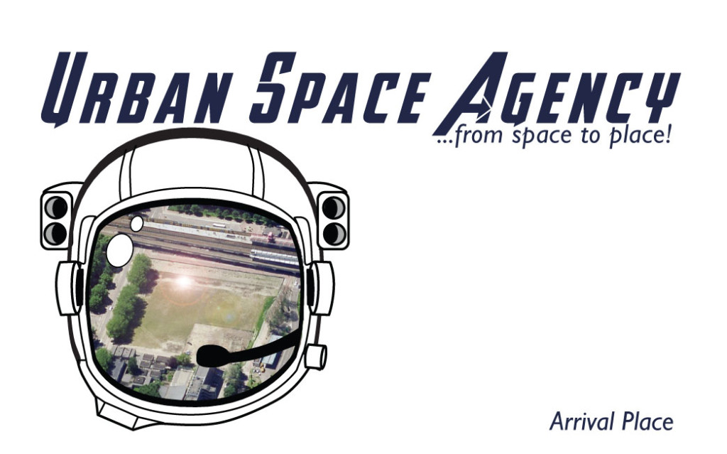 Urban Space Agency Arrival Place